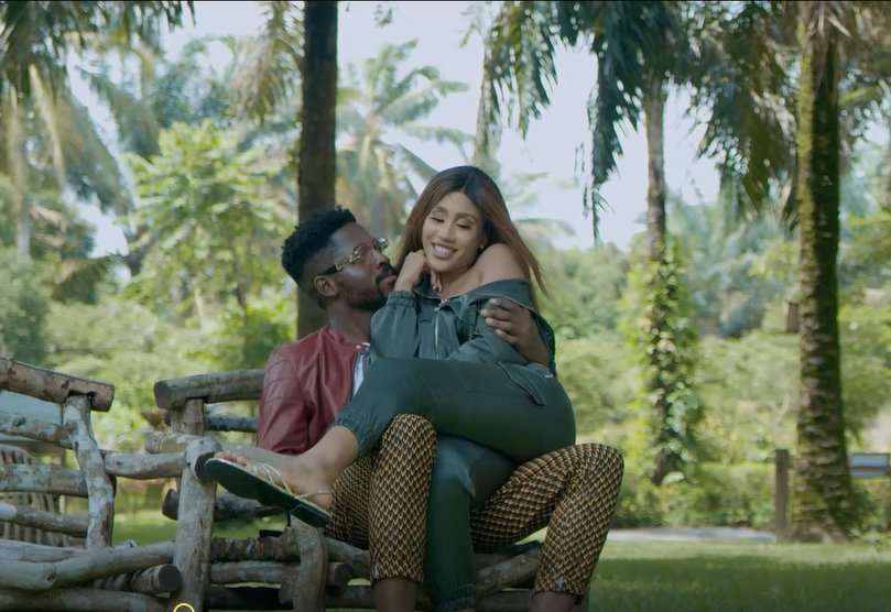 Sneak Peek Photos! Waje features Daughter Emerald as Johnny Drille's Love Interest in New Video 'Udue'