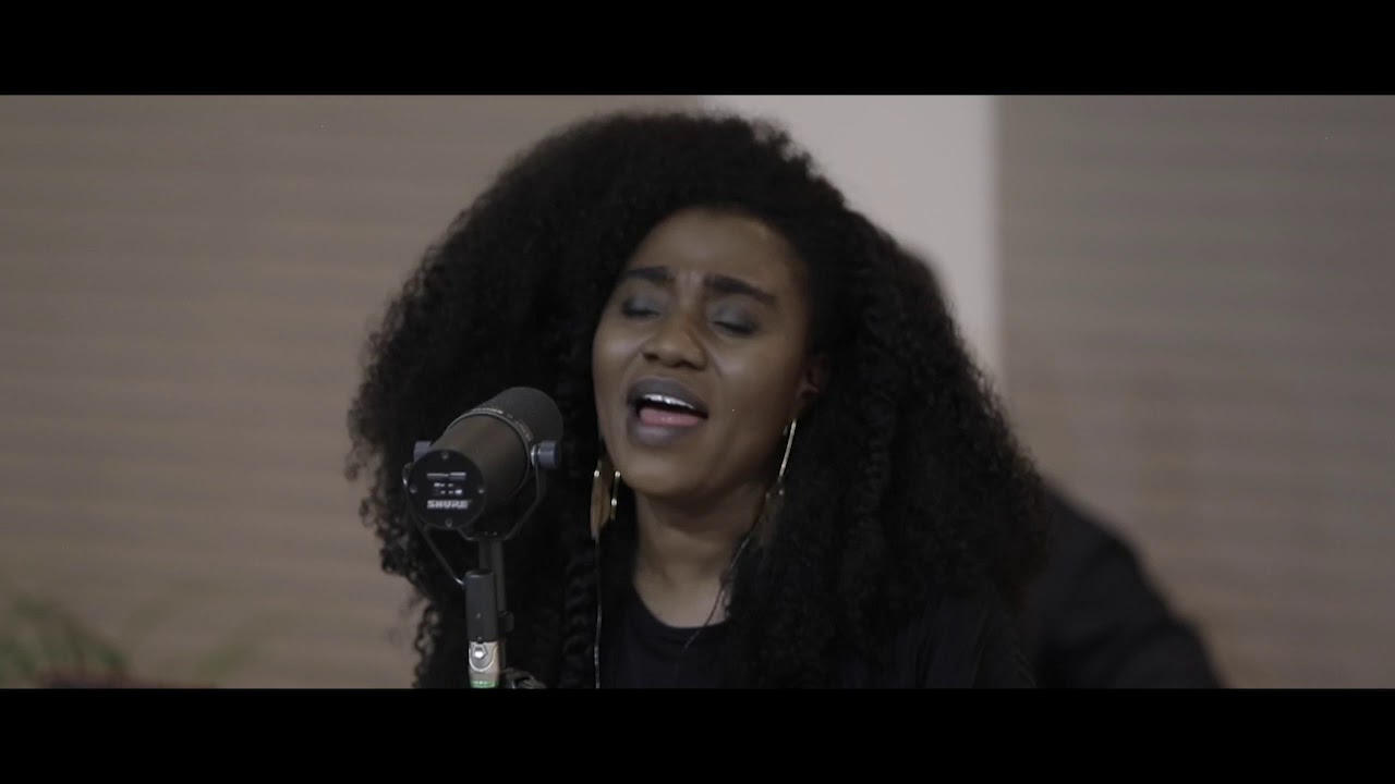 Watch TY Bello and Dunsin Oyekan's Spontaneous Song – Love Is The Greatest