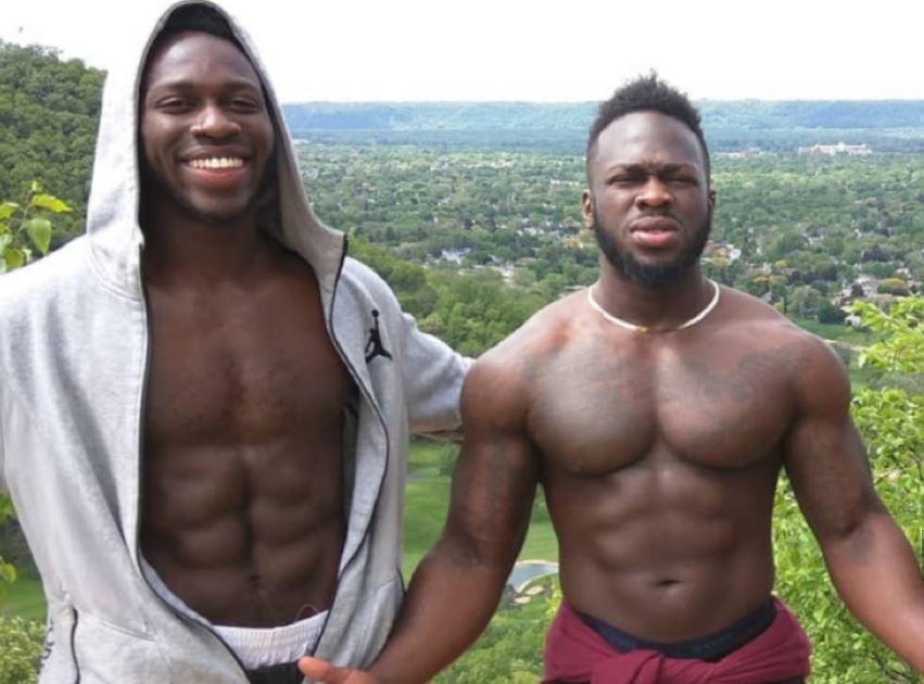 The Osundairo Brothers.