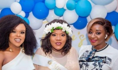 Toyin Abraham Baby shower