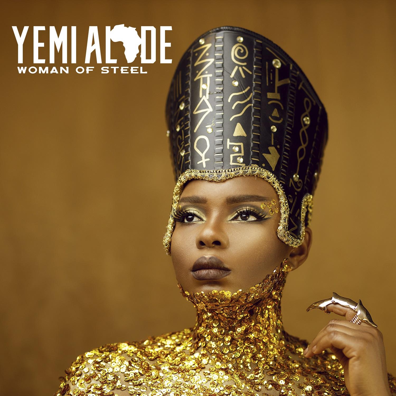 "Stream Yemi Alade's Latest Album ""Woman of Steel"" on BN"