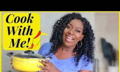 Cook with Me - Sisi Yemmie