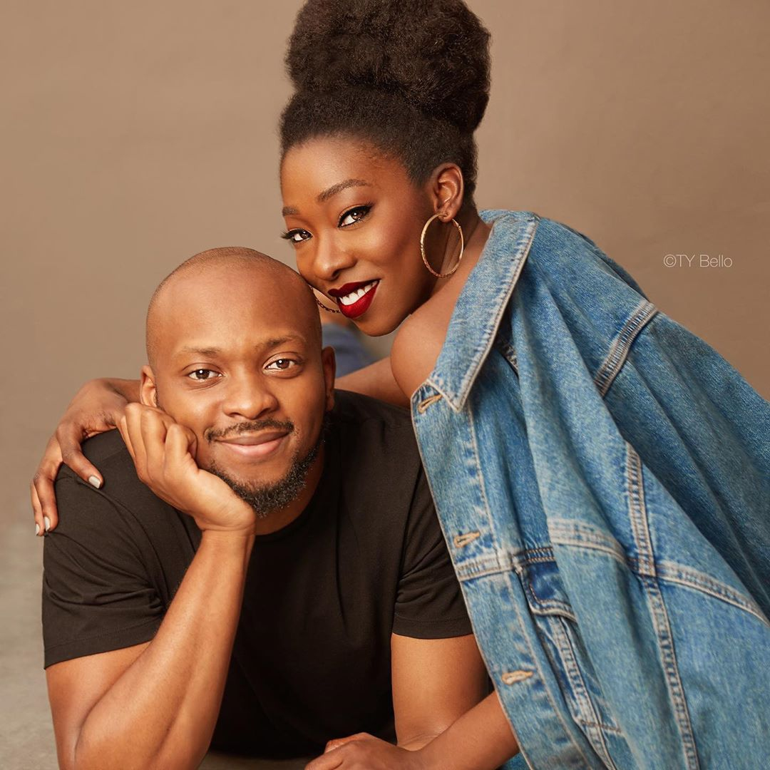 Tosin & Dara pre-wedding photos