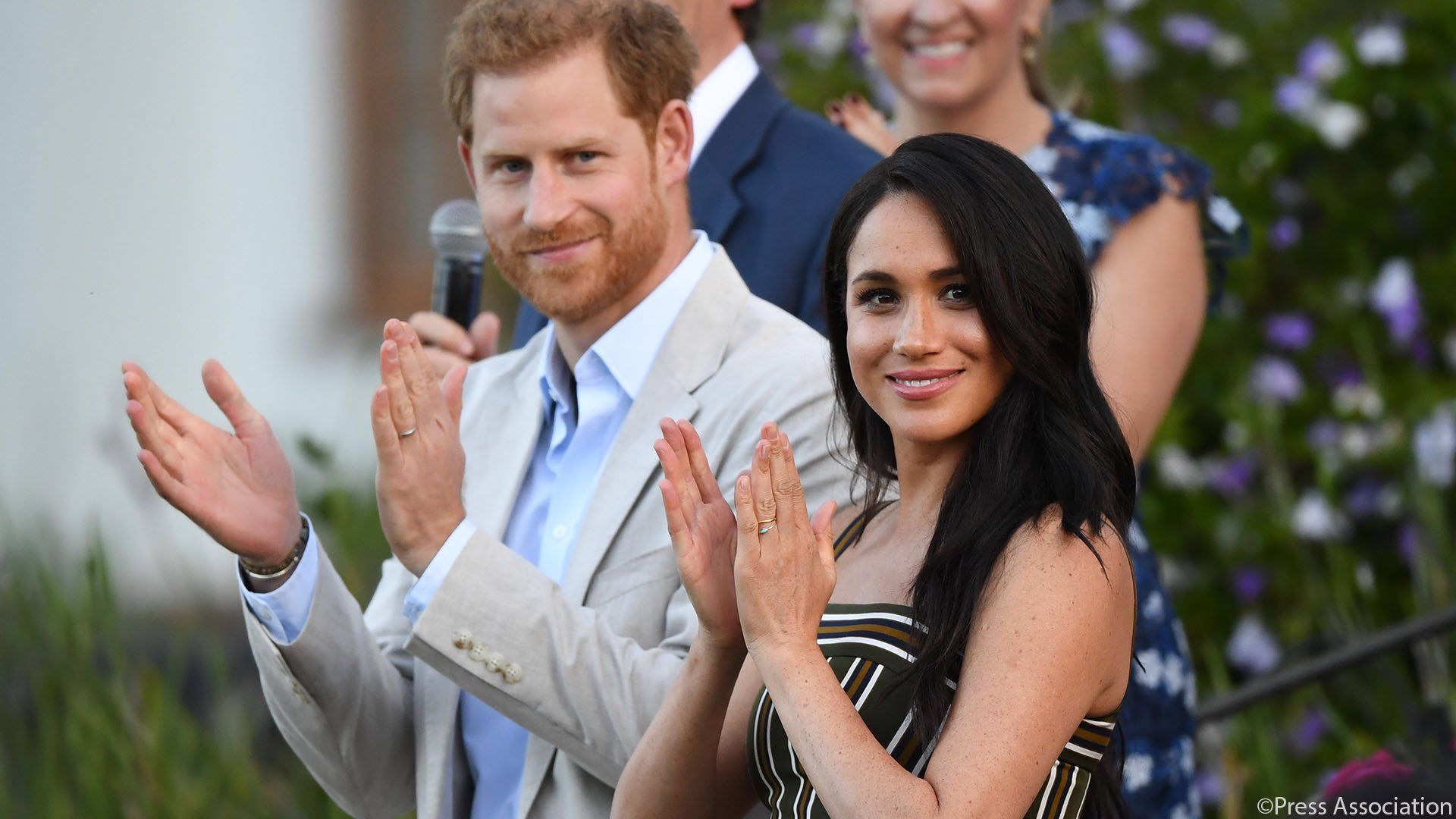 Prince Harry & Meghan are No Longer Working Members of The Royal Family