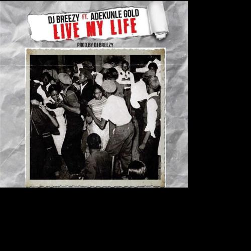 New Music: DJ Breezy feat Adekunle Gold — Live My Life