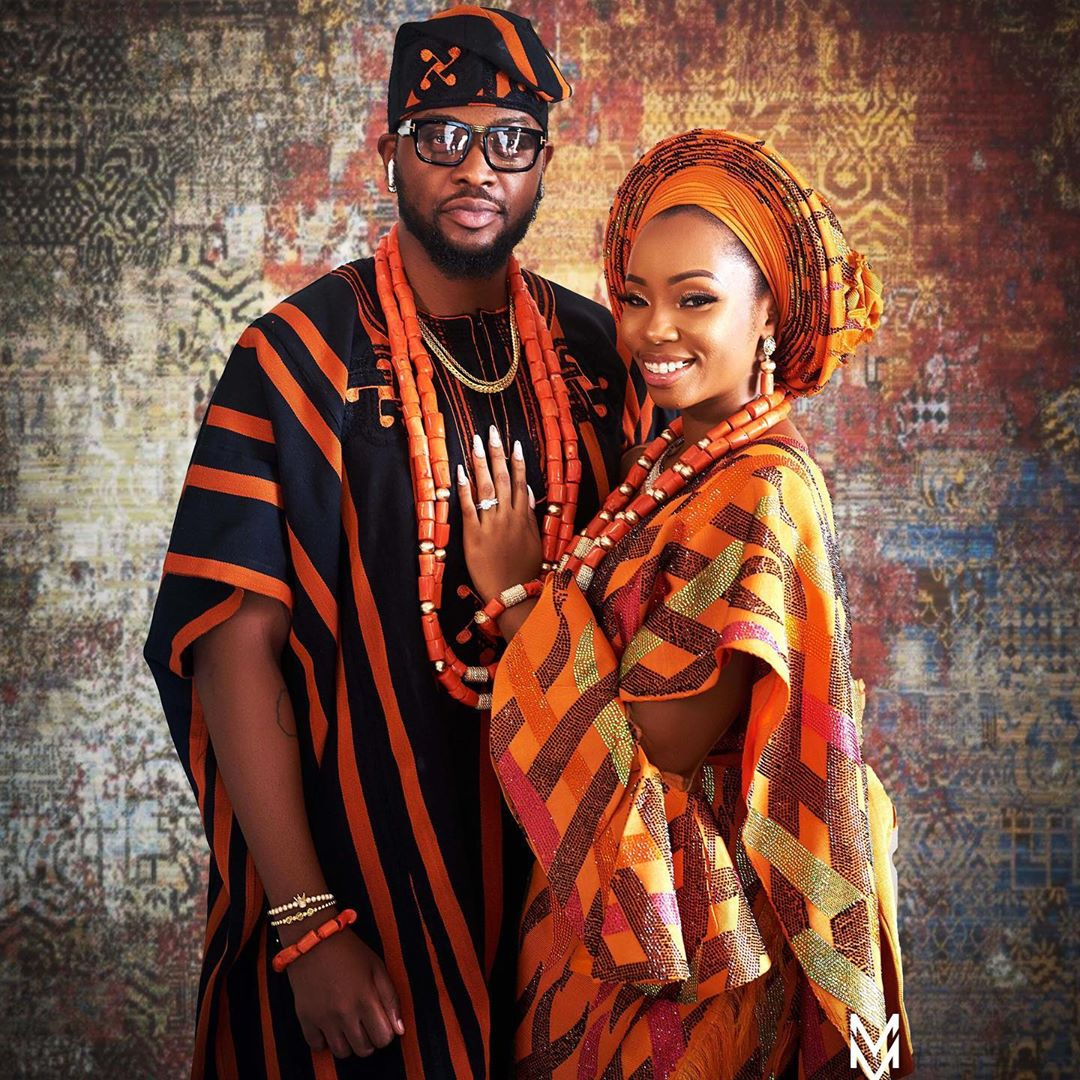 It's All About Love Today! Here are the First Photos from BamBam & Teddy A's Intro/Engagement | #BamTeddy