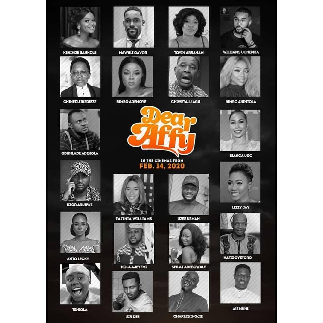 Teni, #BBNaija's Sir Dee Set To Make Nollywood Debut In