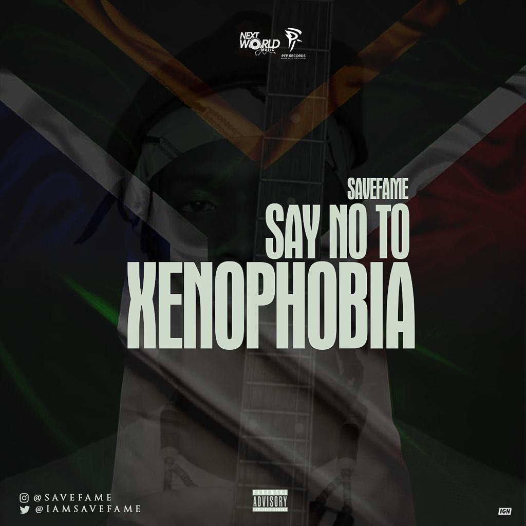 New Music + Video: Save Fame — Say No To Xenophobia