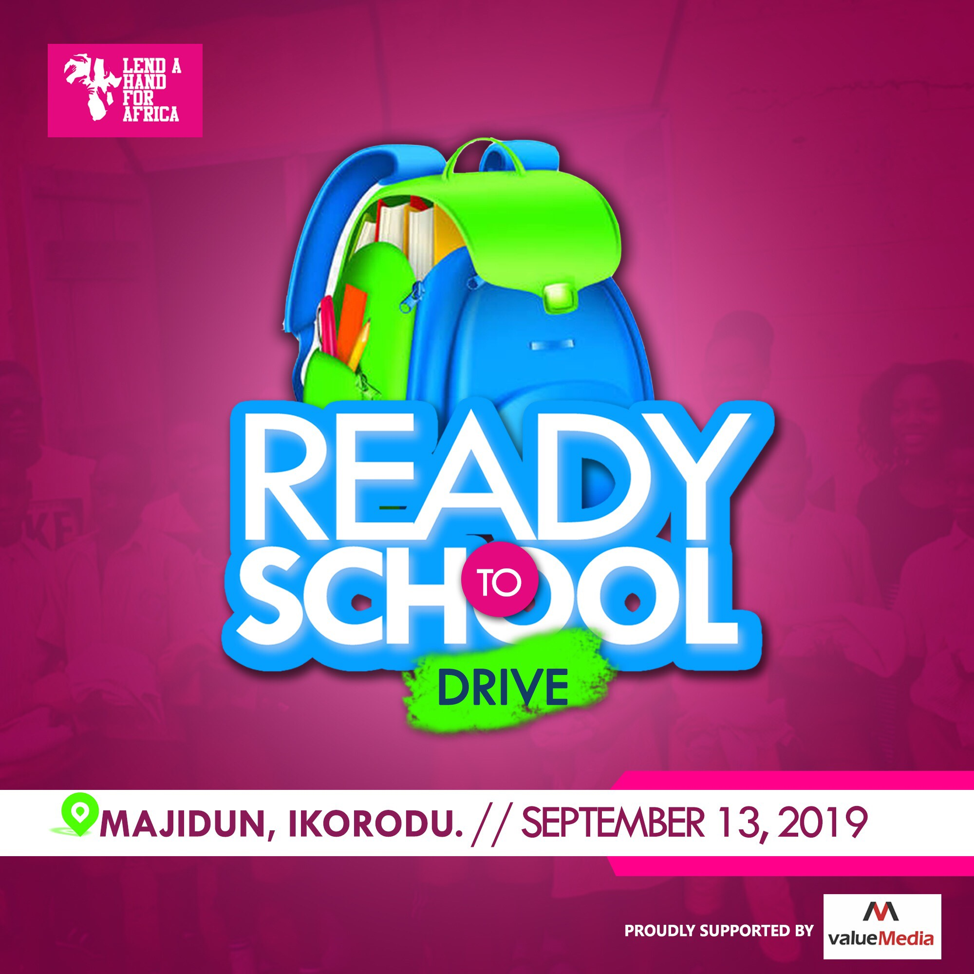 #Readytoschool Drive Education