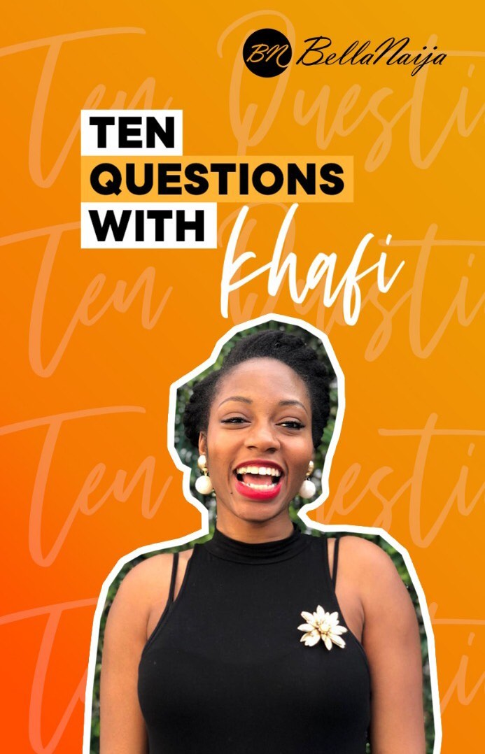 Khafi Answers 10 Questions about Her Life, What's She'll Change about Her #BBNaija Experience & More | WATCH