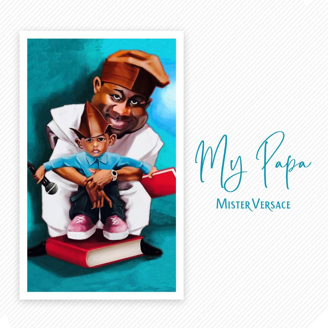 "Mister Versace features Yul Edochie, Shade Ladipo & Gabriel Afolayan in Video for New Single ""My Papa"""