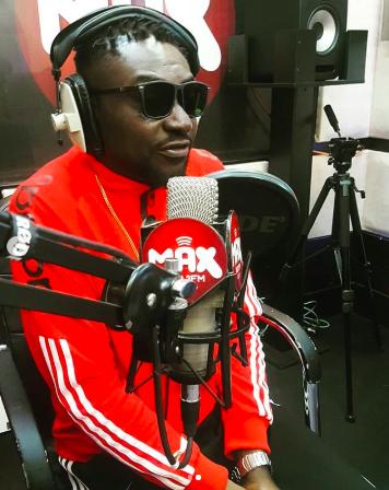 "BlackFaceNaija opens Up on Why he Did his Own ""African Queen"" Single + Plan to Rebuild Plantashun Boiz on Max 102.3 FM"