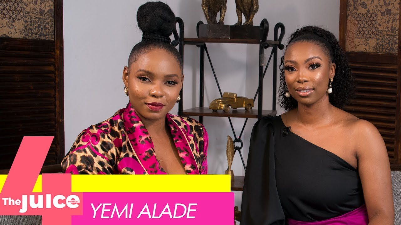 """Yemi Alade discusses working with Beyoncé, Relationship with Angélique Kidjo & Future International Collaborations On Ndani TV's """"The Juice"""" 