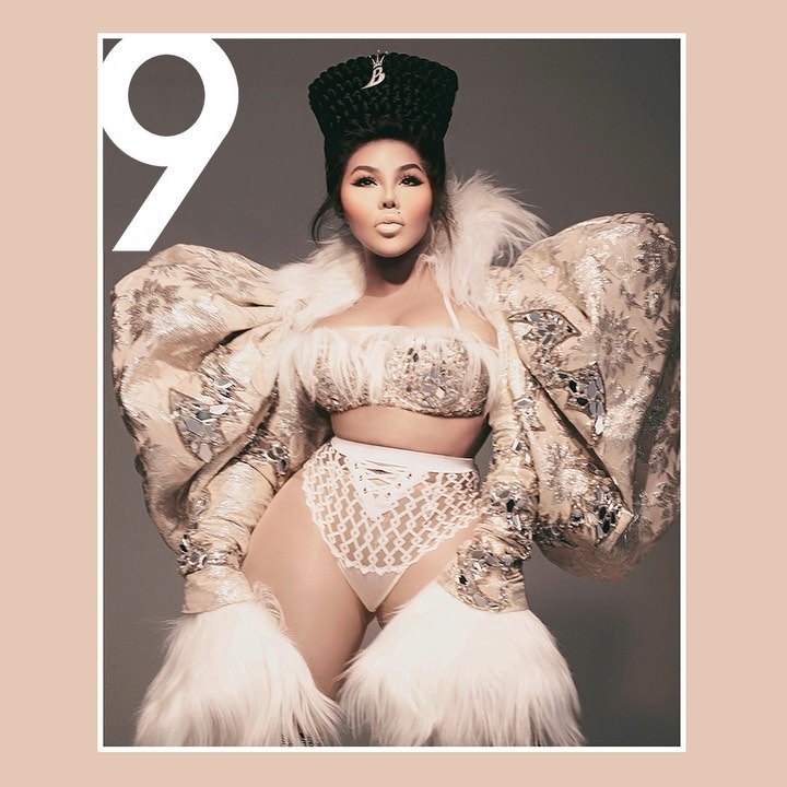 """Lil' Kim drops New Album """"9"""" 14 years After Last Project 