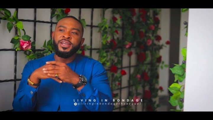 """Enyinna Nwigwe describes his Role """"Obinna Omego"""" & Its Importance in """"Living in Bondage: Breaking Free"""" 