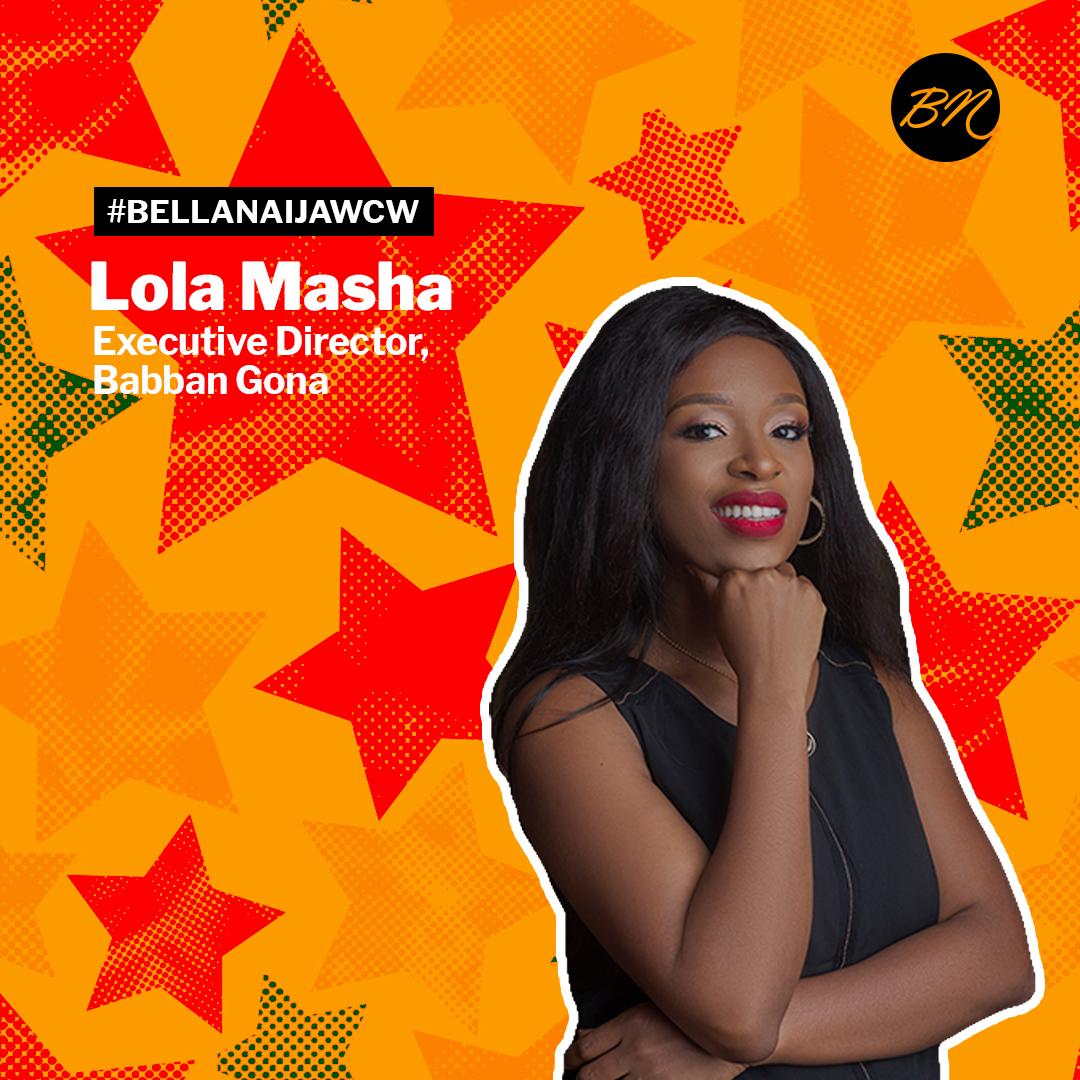 Lola Masha – Business, Tech Leader & ED at Babban Gona – is our #BellaNaijaWCW this Week