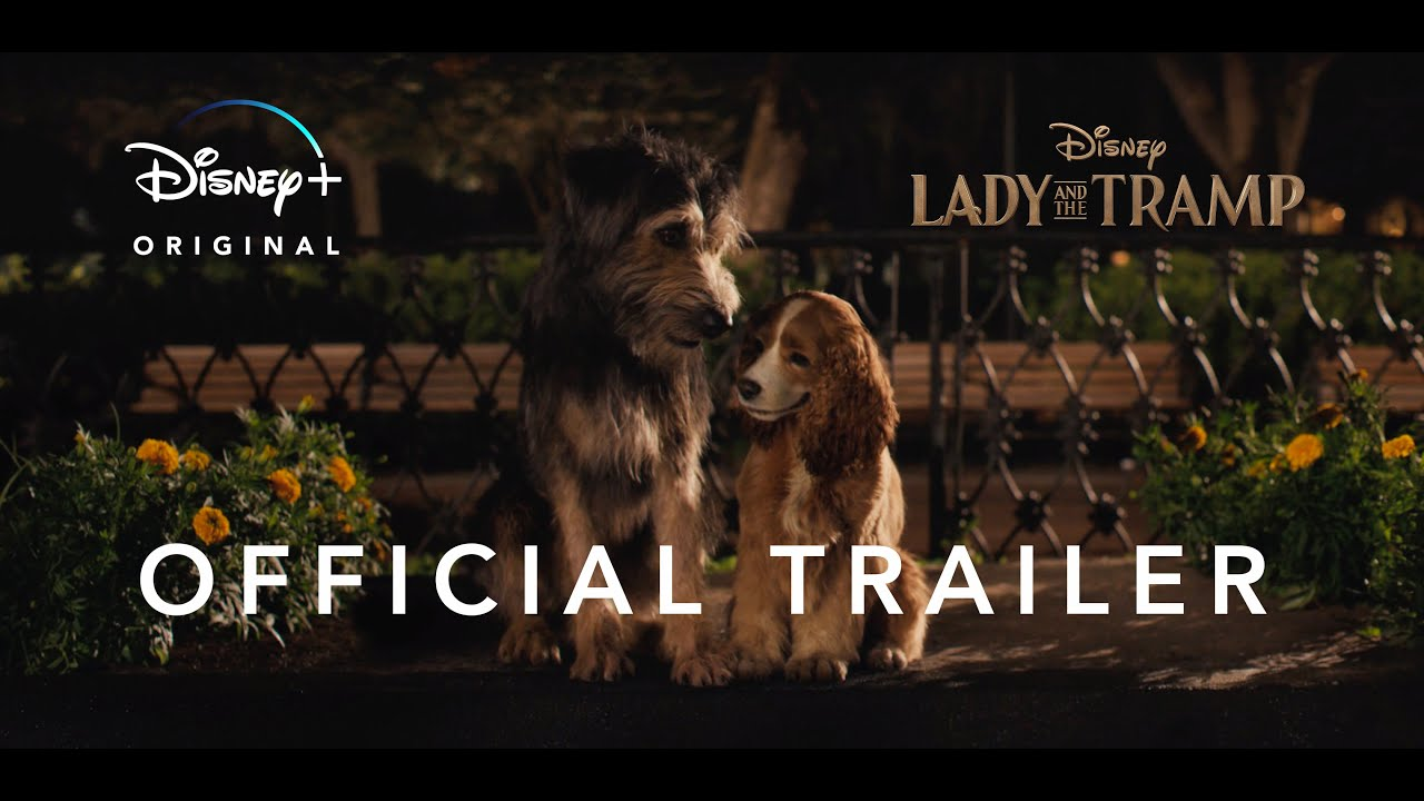 'Lady and the Tramp' Recreate Iconic Spaghetti Scene in New Trailer