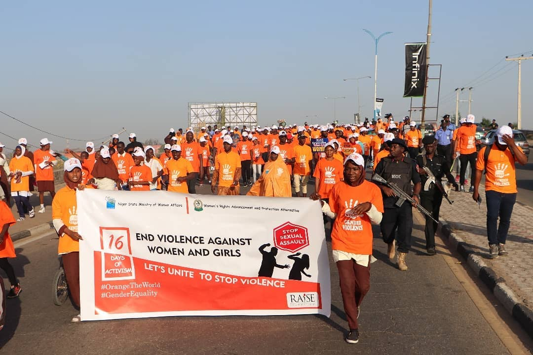 Here's how the Niger State Ministry of Women Affairs is kicking against Gender Based Violence