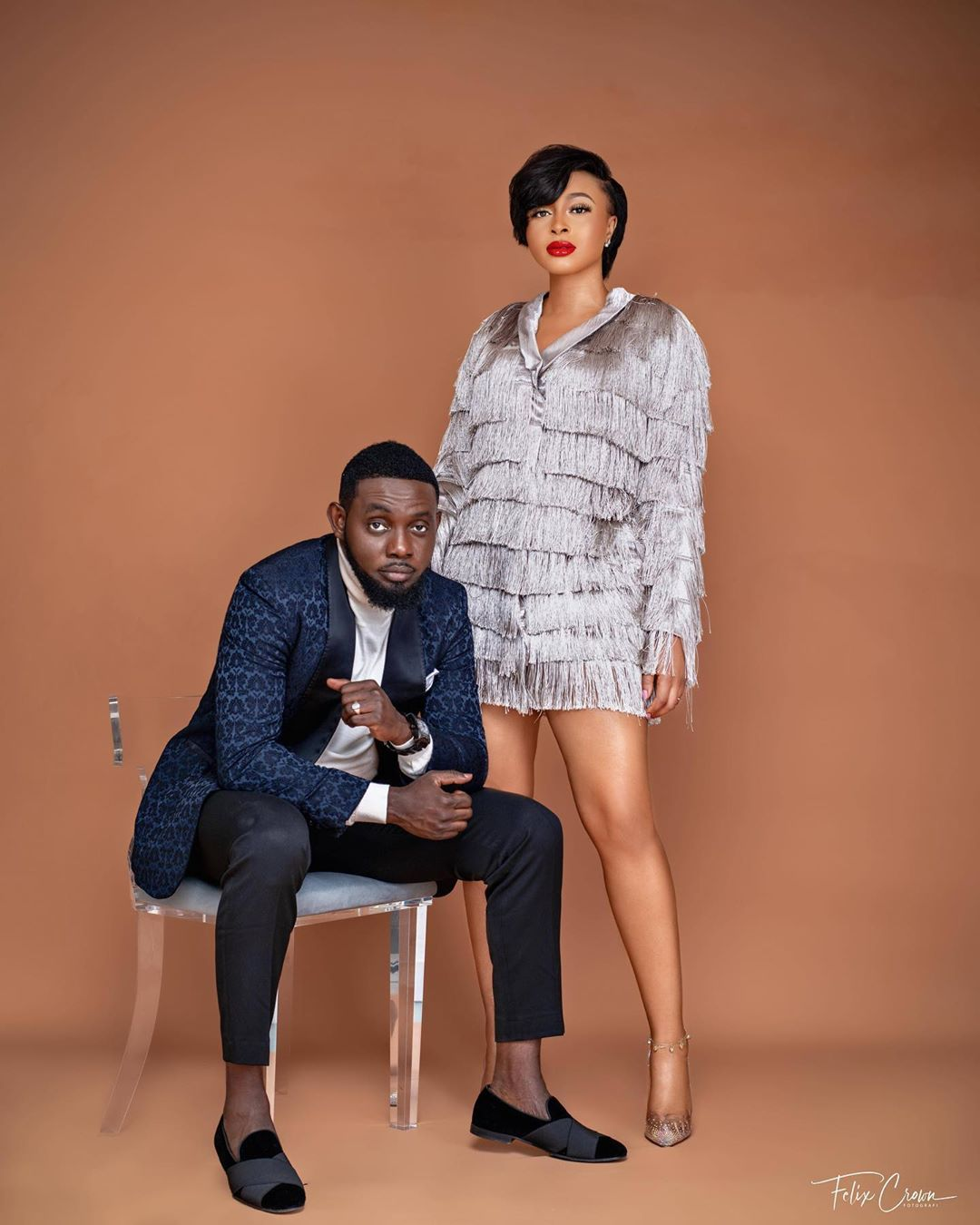 11 years of Marriage, 16 years of Friendship ❤️ AY Makun & wife Mabel are  still Waxing Strong | BellaNaija