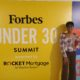 Chinny Francis at Forbes Under 30 Summit