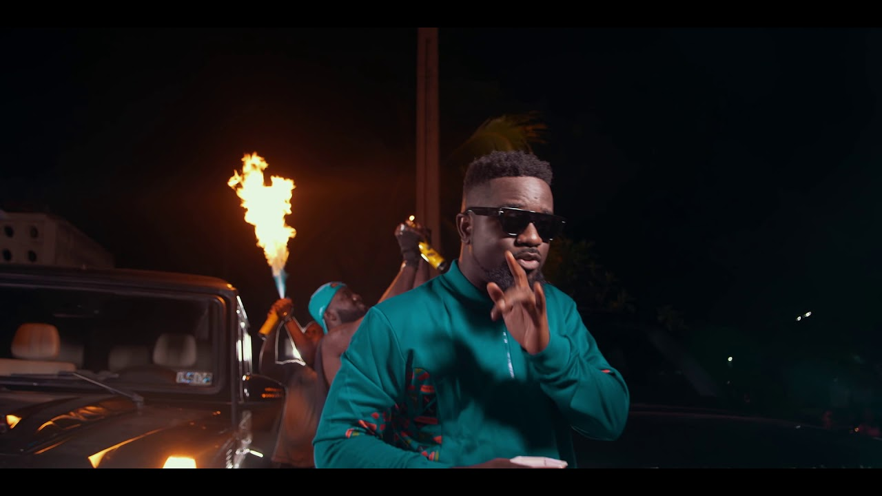 New Music + Video: Sarkodie feat. Prince Bright — Oofeetsɔ