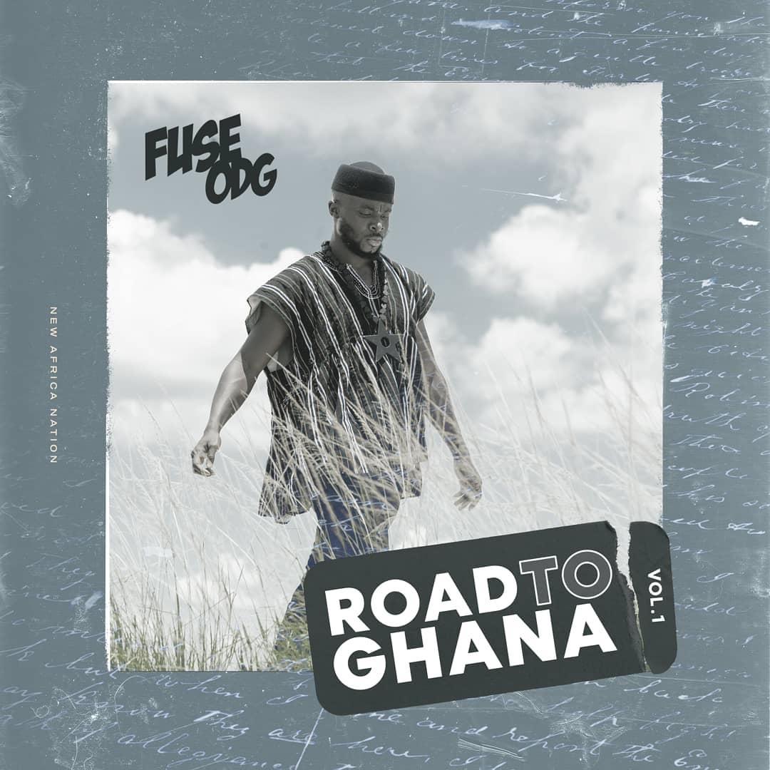 Fuse ODG Celebrates the Ghanaian Sound in his Road to Ghana EP | Listen
