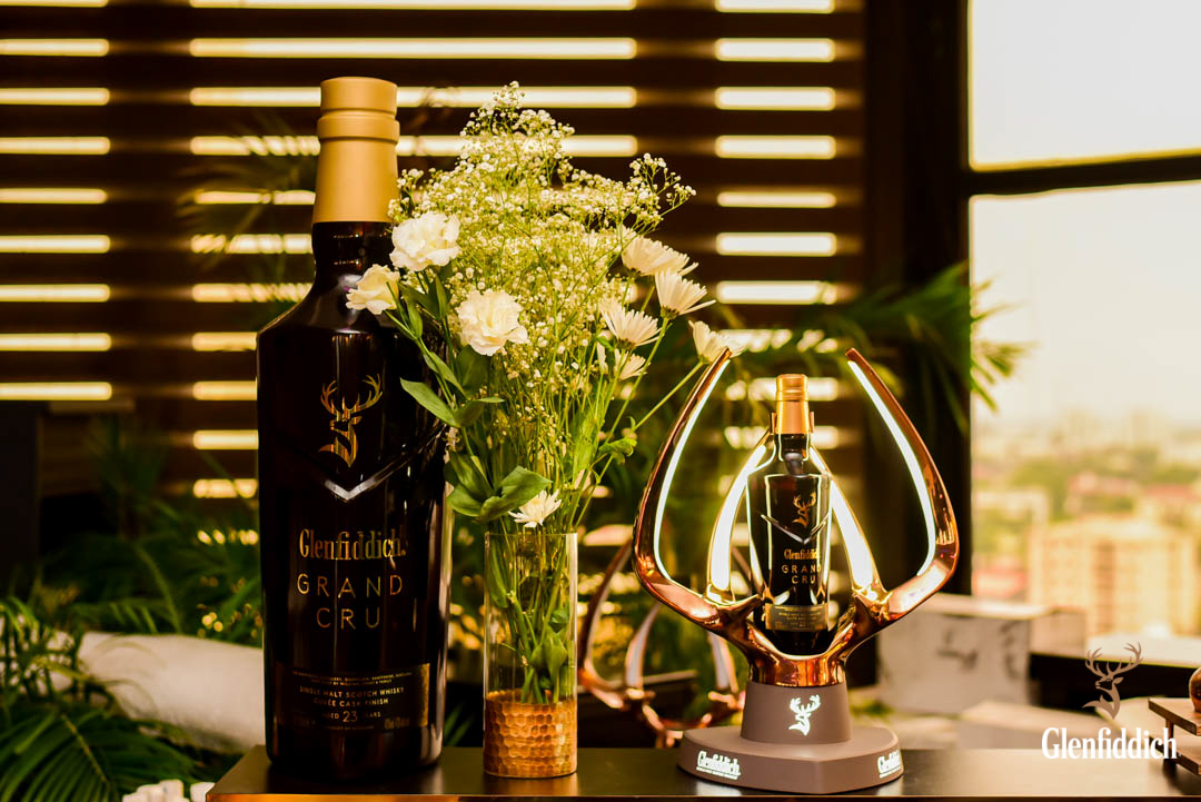 Glenfiddich unveils New addition to its Whisky Collection 'Grand Cru' in Lagos & Abuja