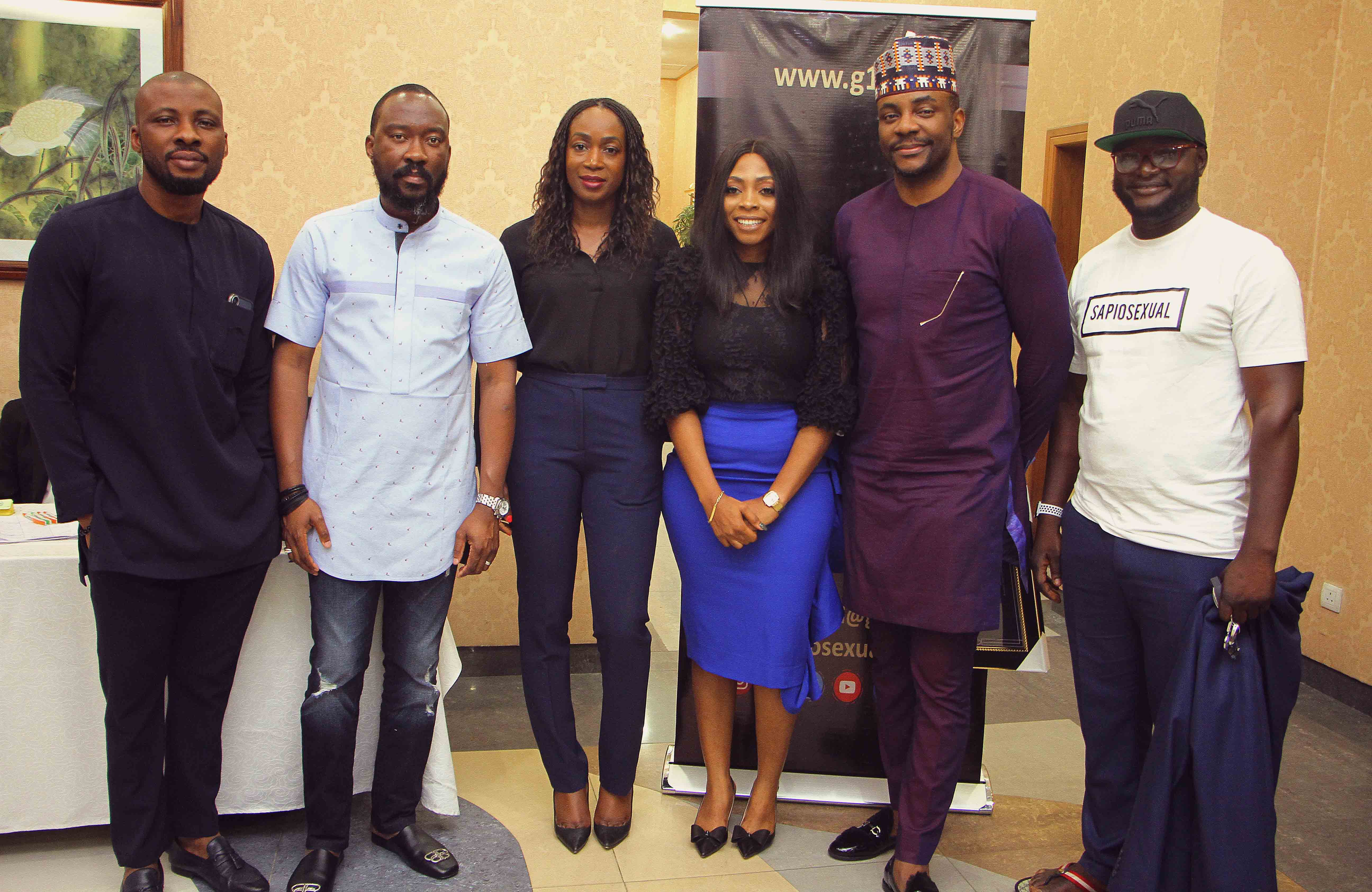 Ebuka, Bekeme Masade Olowora, Ugo Monye bared their Truths on 'Success' at the Sapio Club Hangout themed 'I made it, so can you 2.0'
