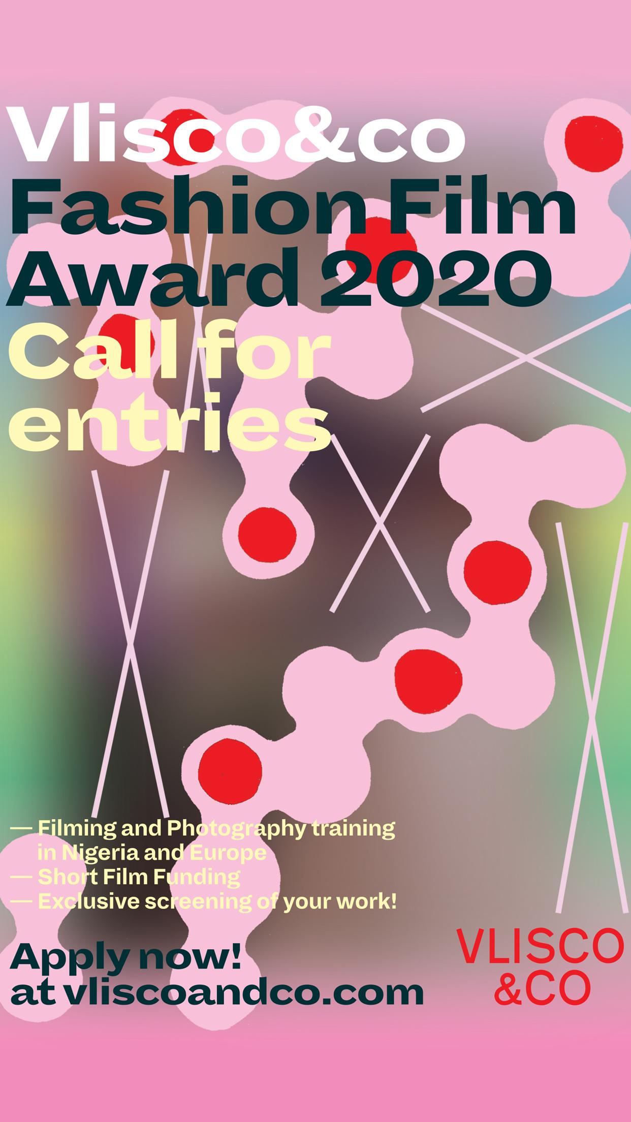 Vlisco&co's Fashion Film Award 2020