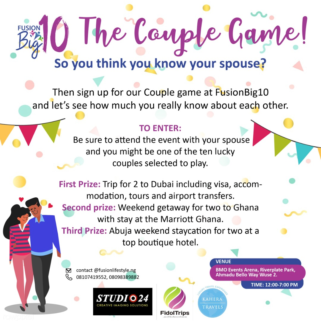 How Well Do You Know Your Spouse? Find Out At The