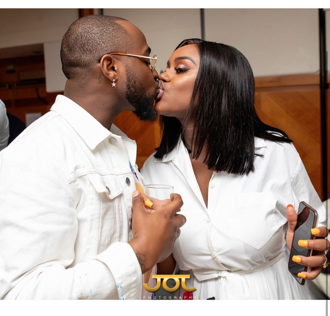 Chioma is celebrating Davido's Birthday in Advance in the Sweetest Way ❤️
