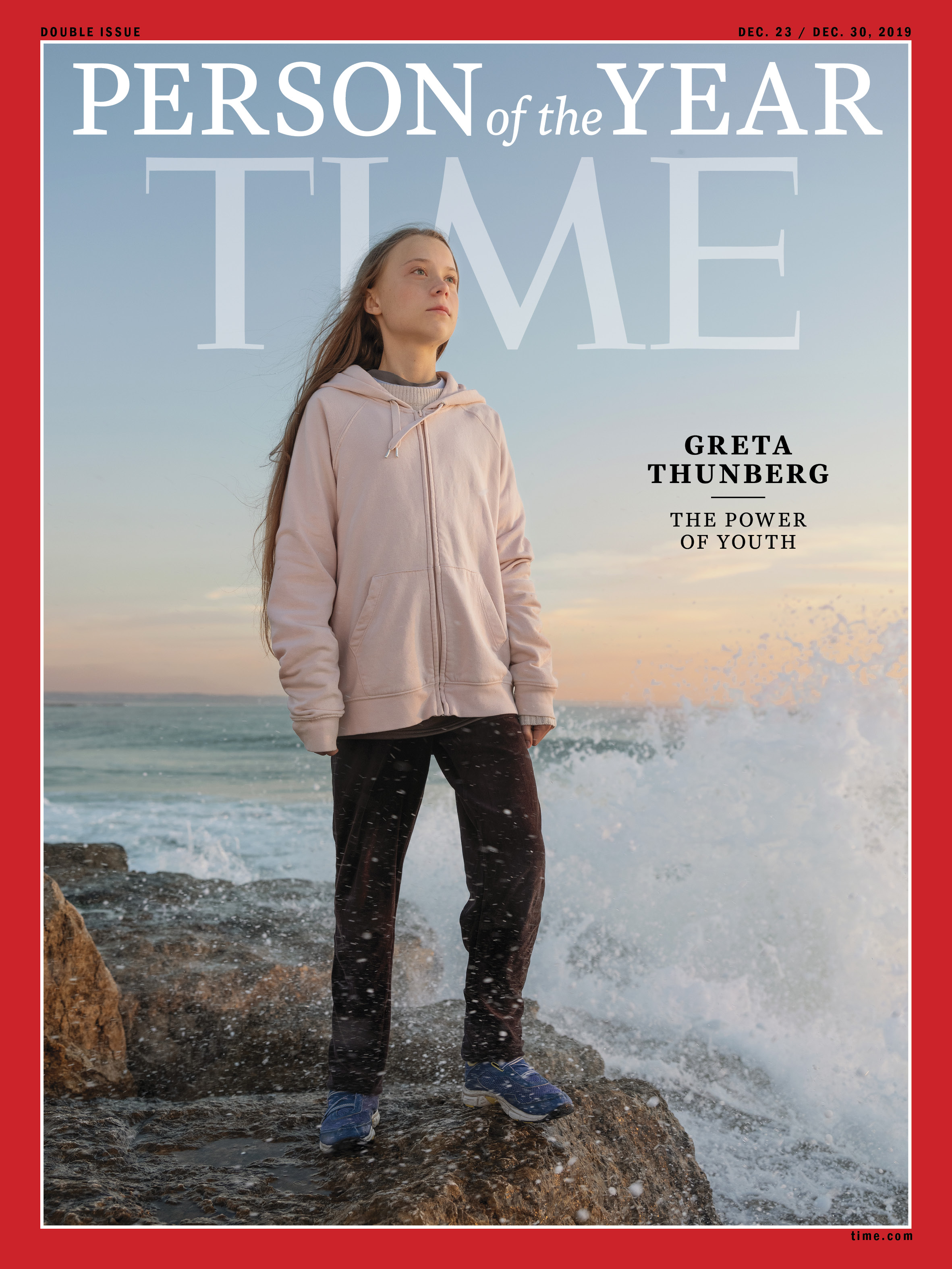 Greta Thuberg is TIME's 2019 'Person of the Year'