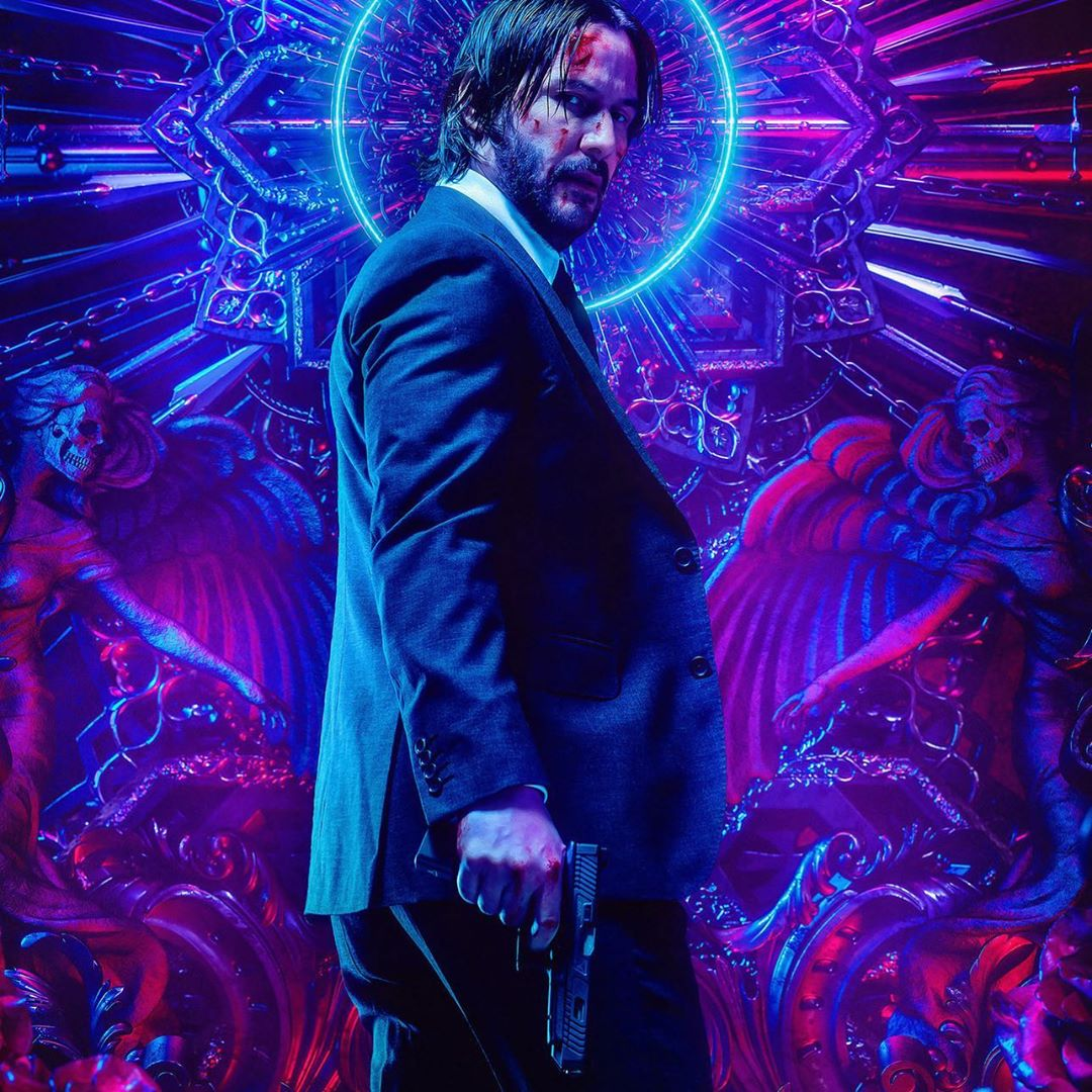 Keanu Reeves Day! John Wick 4 & Matrix 4 are Both Scheduled to be Released on the Same Day in 2021