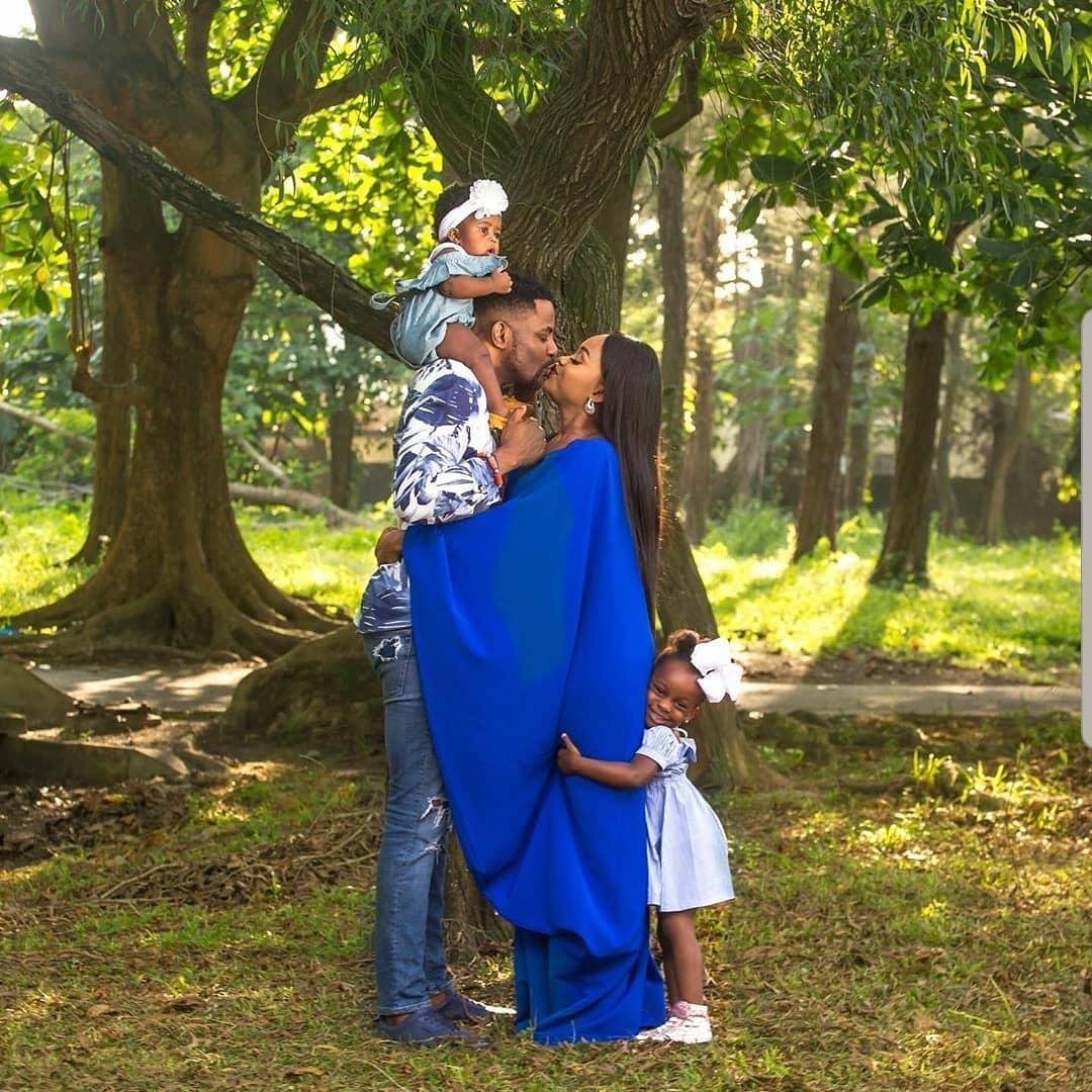 Ebuka Obi-Uchendu is So Adorable as He Gushes Over his Wife and Girls