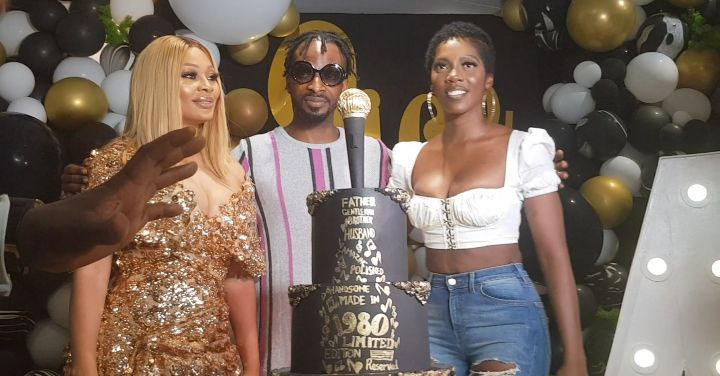 Everything Fun & Sweet that went down at 9ice's Surprise Birthday Bash | WATCH