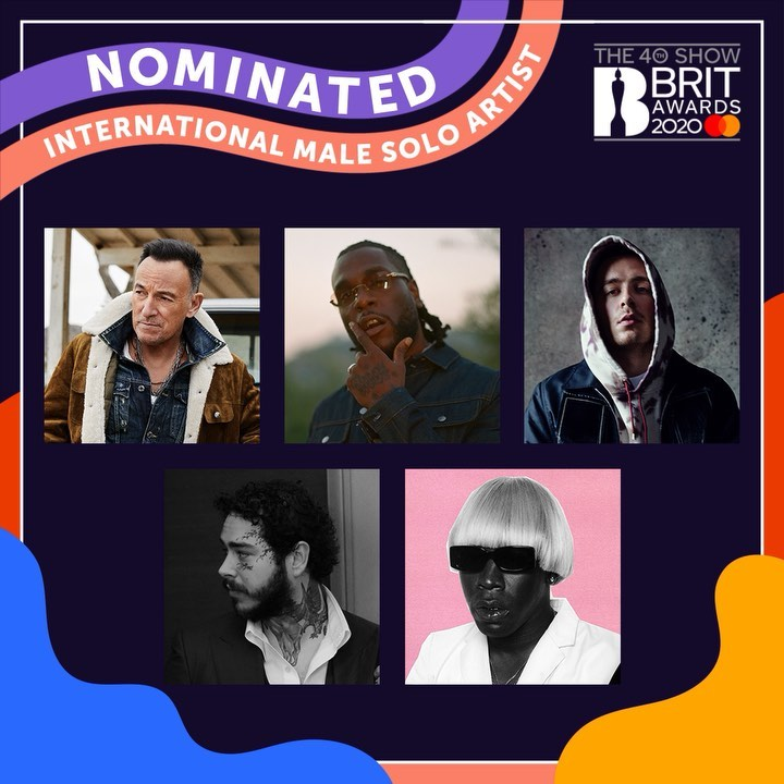 Rapper Dave and singer Lewis Capaldi lead Brit Award nominations