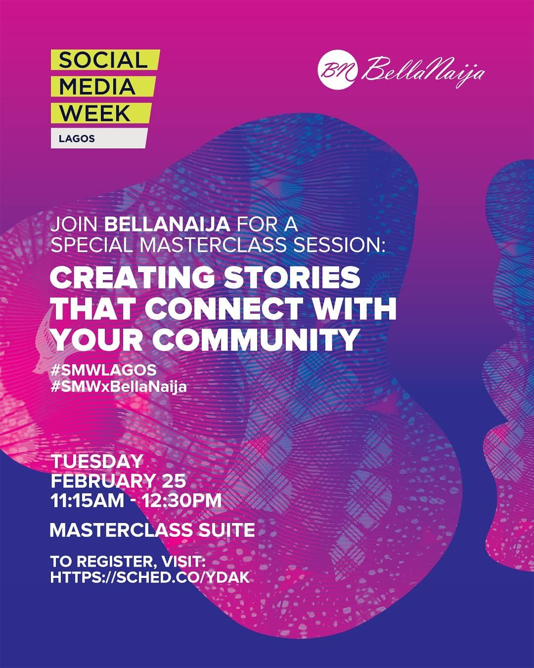 Social Media Week Lagos BellaNaija