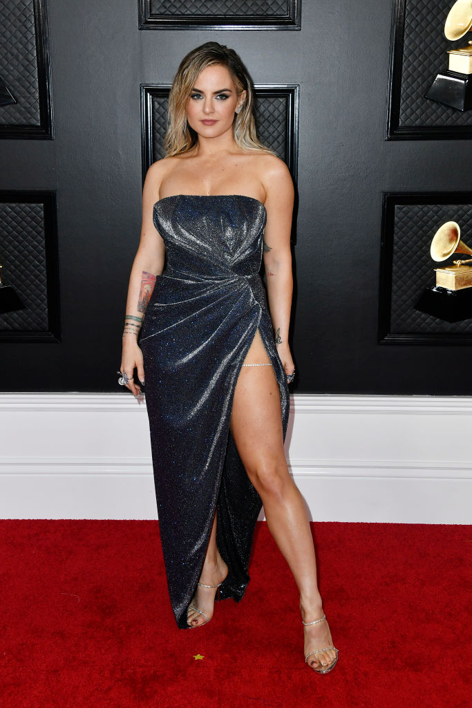 Bn Red Carpet Fab 62nd Annual Grammys Bellanaija