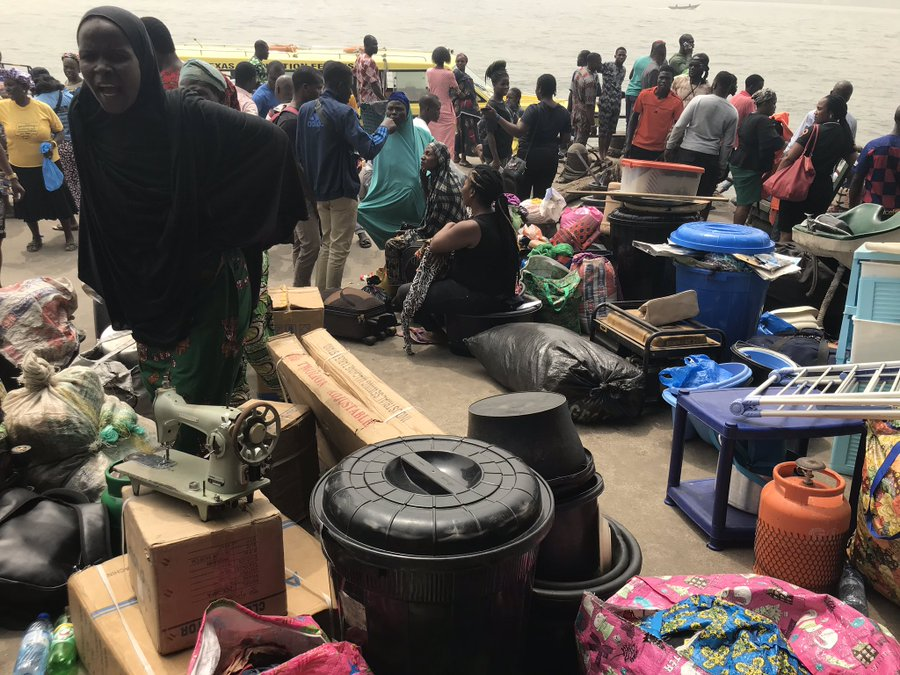 Image result for tarkwa bay eviction