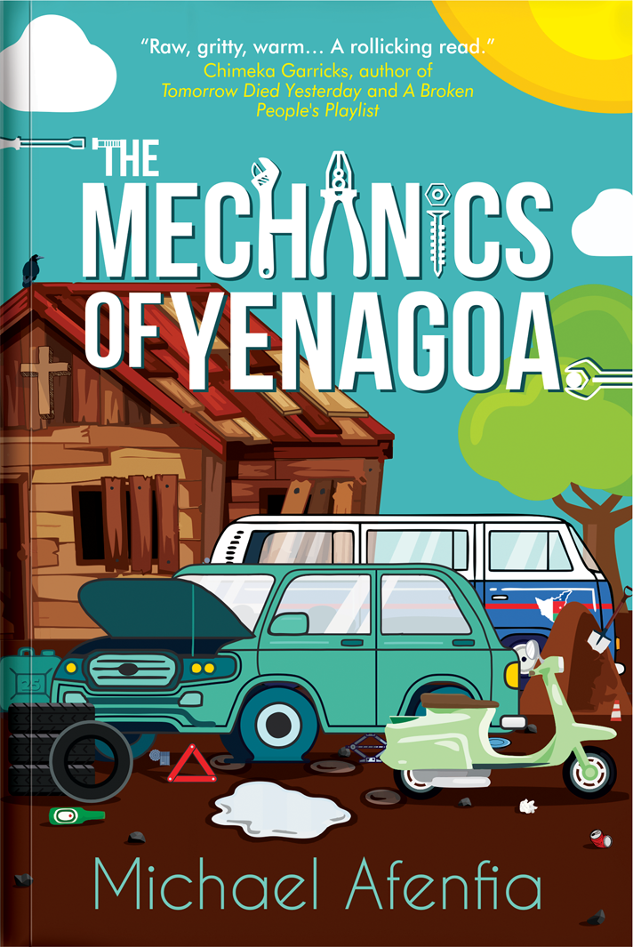 Micheal Afenfia - Mechanics of Yenagoa