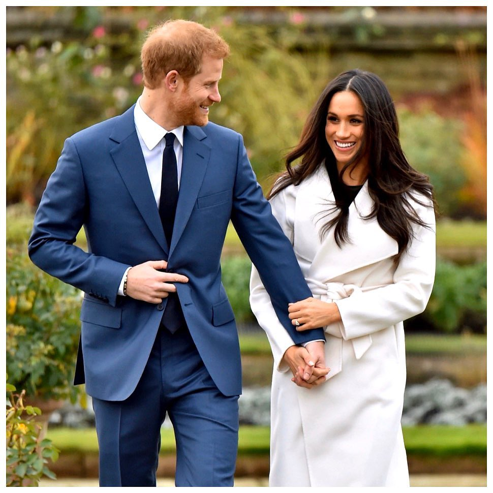 Prince Harry And Meghan to 'retire' from Royal Duties,want Financial Independence