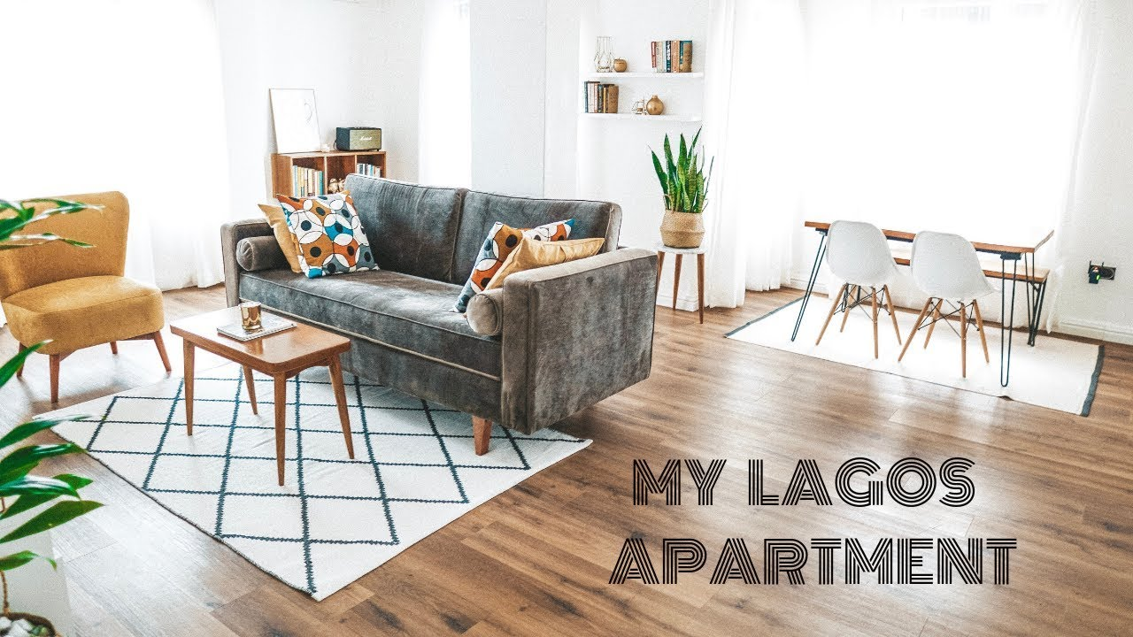 Dimma Umeh is Giving Us a Tour of Her Minimalist Lagos Apartment   WATCH