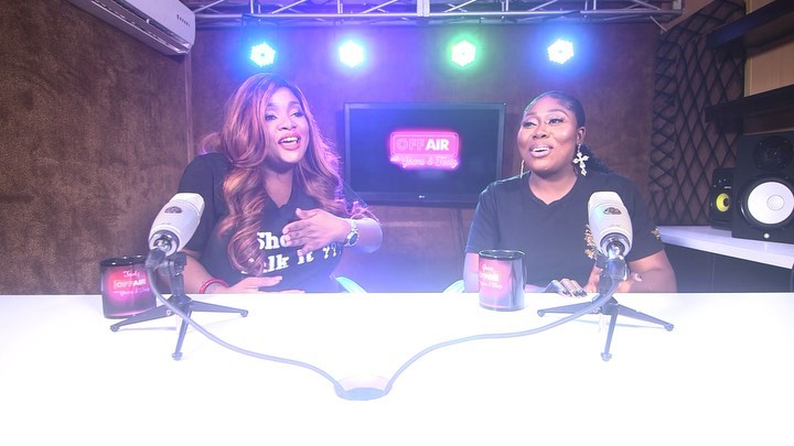 Toolz & Gbemi want to Help Spice Up Your Valentine's on the 'OffAir Show' | WATCH