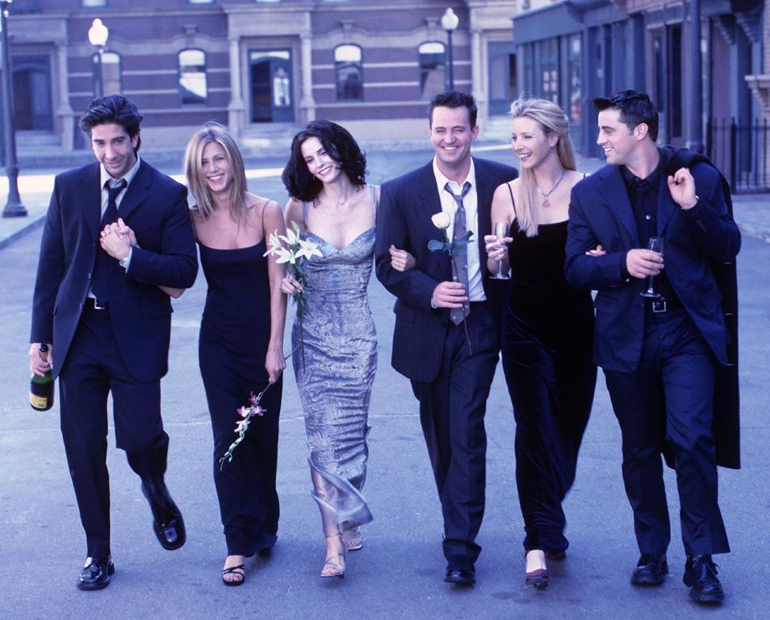 A Friends Reunion is Coming! | Get the Details | BellaNaija