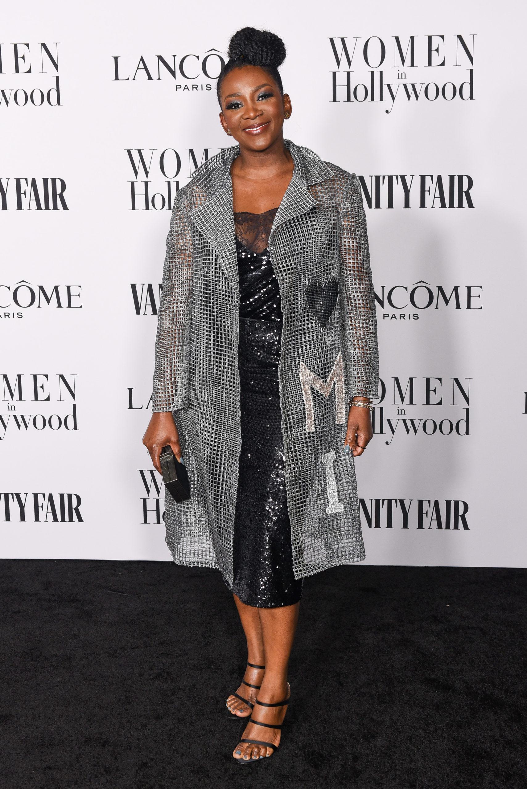 Genevieve Nnaji had an Eventful Week in Hollywood | Let's Take You Through