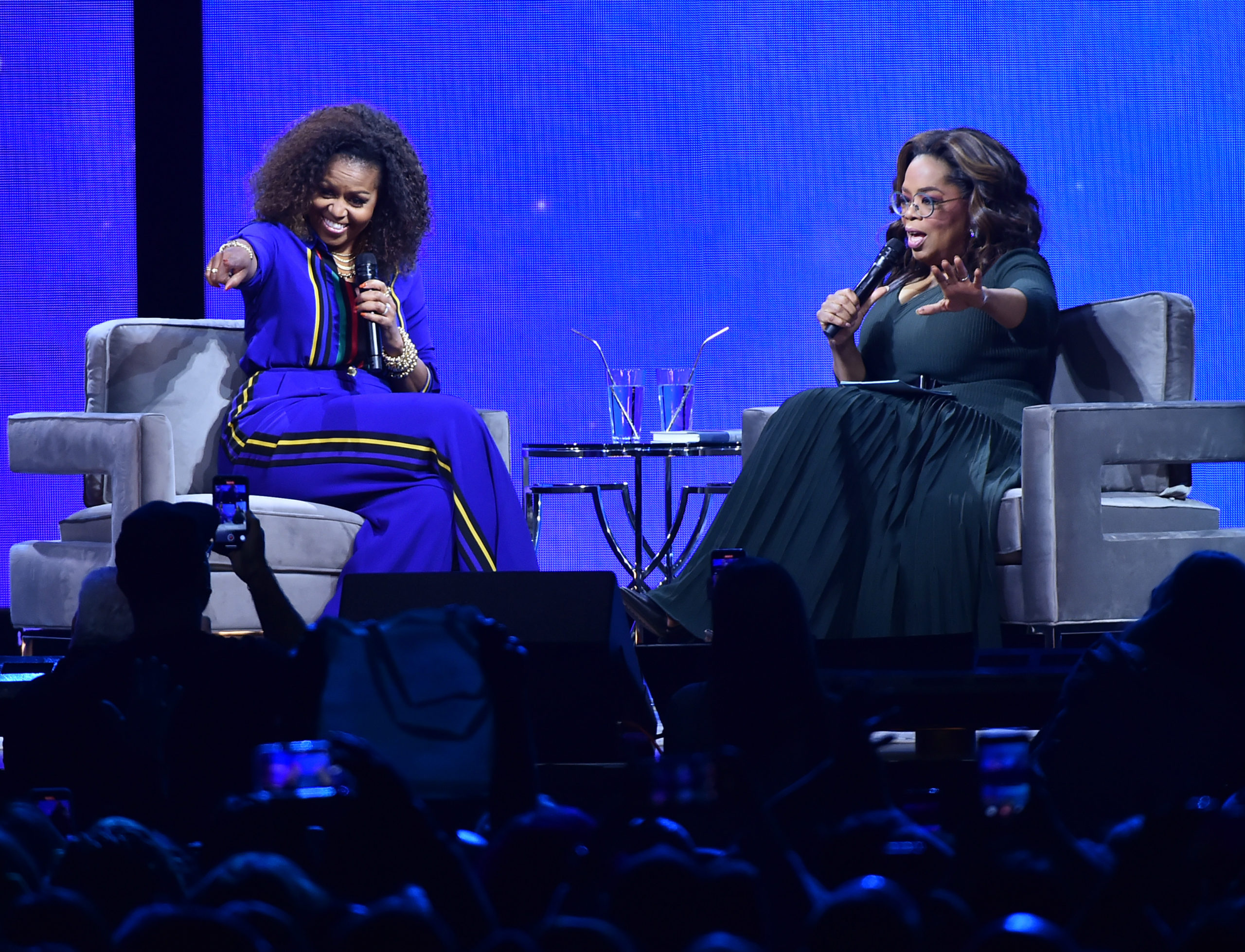 Michelle Obama gives us Excellent Tips on Parenting | BellaNaija
