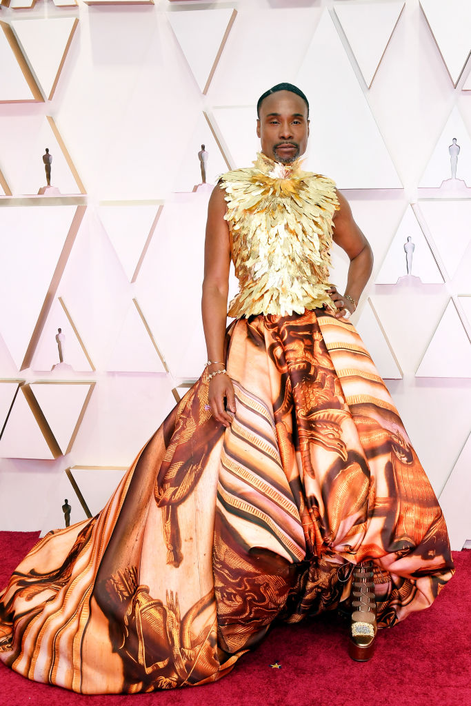 Here Are the Most Interesting Looks from the 2020 Oscars Red Carpet