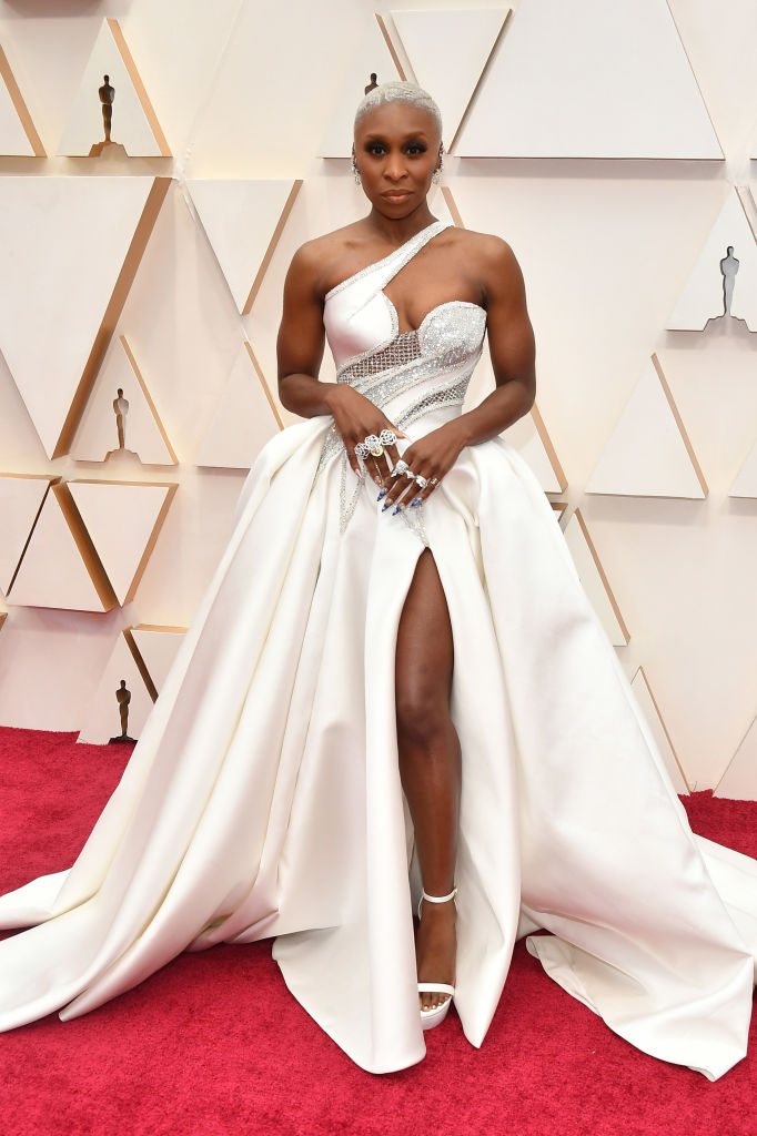 Cynthia Erivo's performance at the Oscars was Breathtaking | WATCH