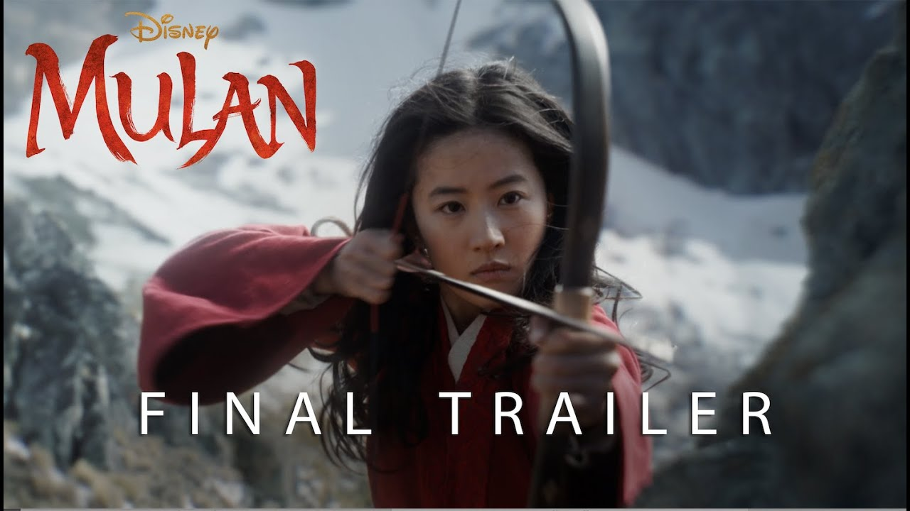 'Mulan' takes on the fight in Big Game Spot