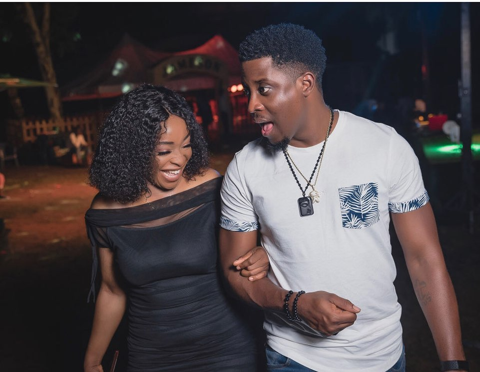 Has Seyi Awolowo Proposed to His Girlfriend? Certainly Looks Like It